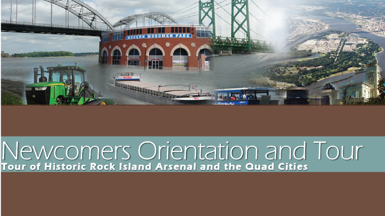 Newcomer's Orientation and Bus Tour