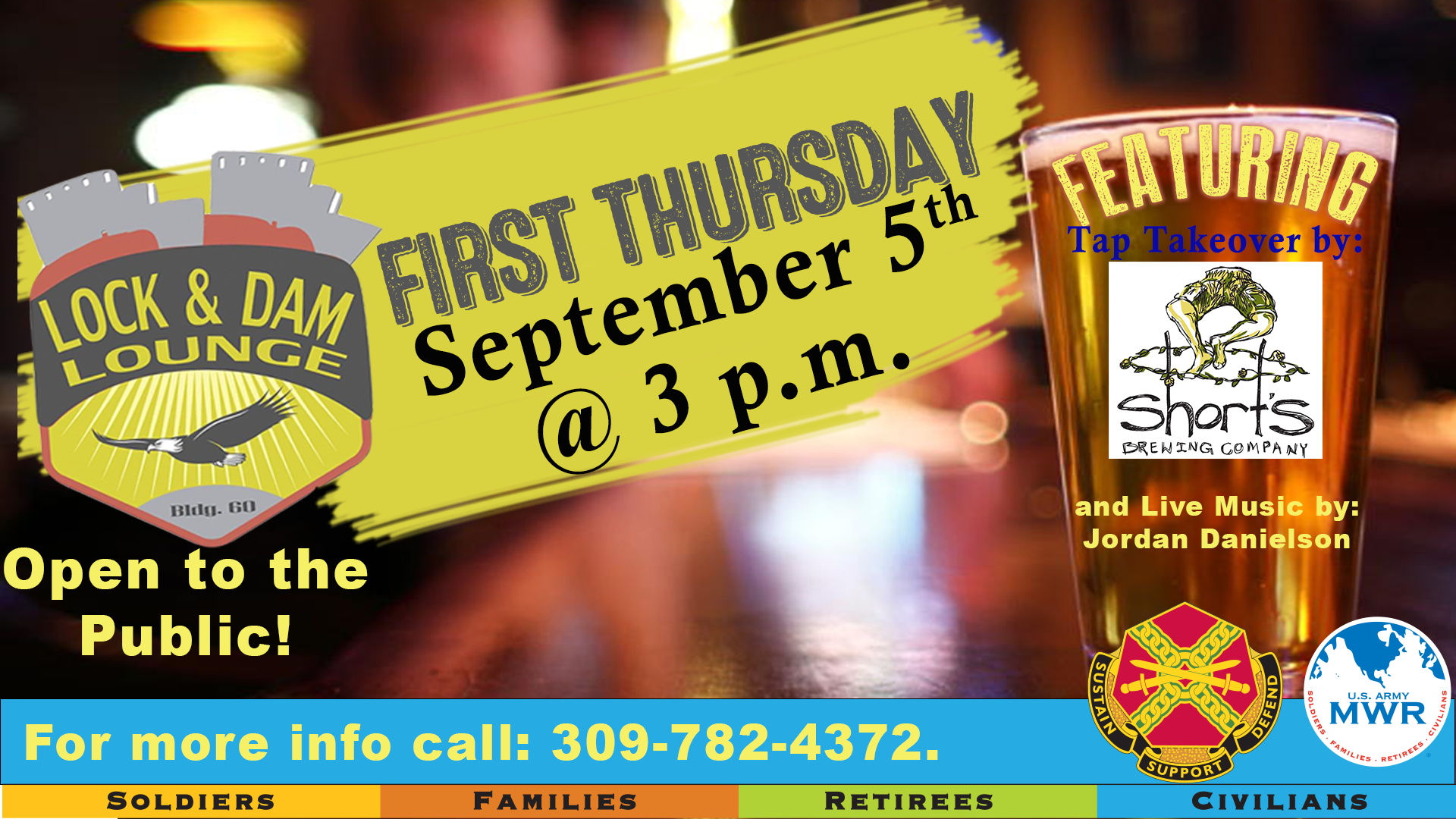 First Thursday Social