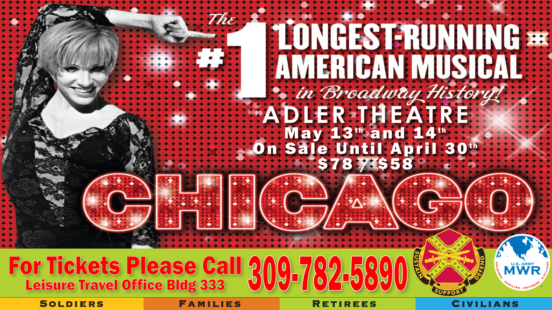 Chicago @ the Adler
