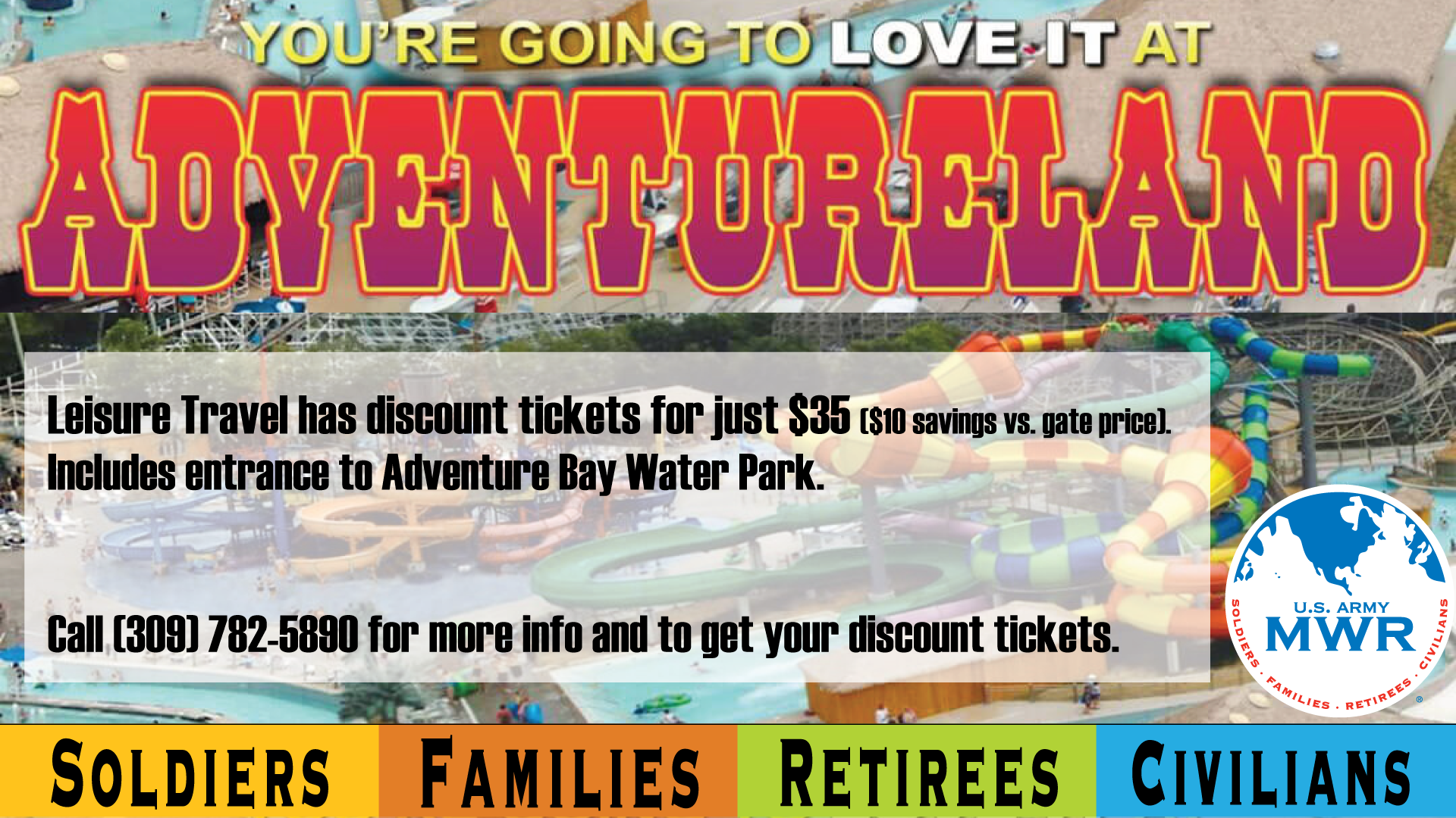 Discount Adventureland Tickets