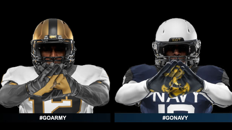 Army vs. Navy Game Tailgate Party