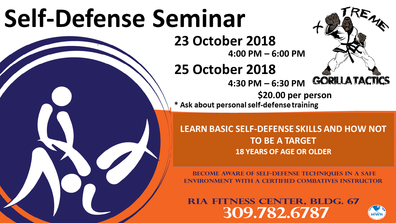 Self Defense Seminar