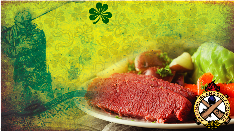 St. Patrick's Day Lunch Buffet