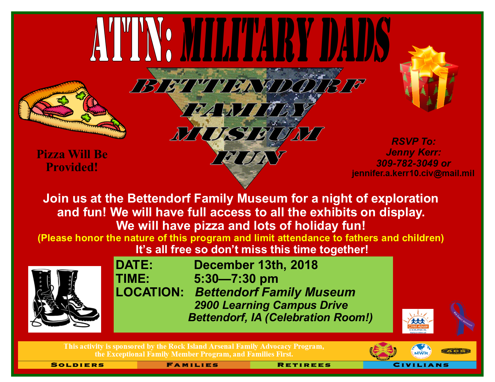 Military Fatherhood  Program