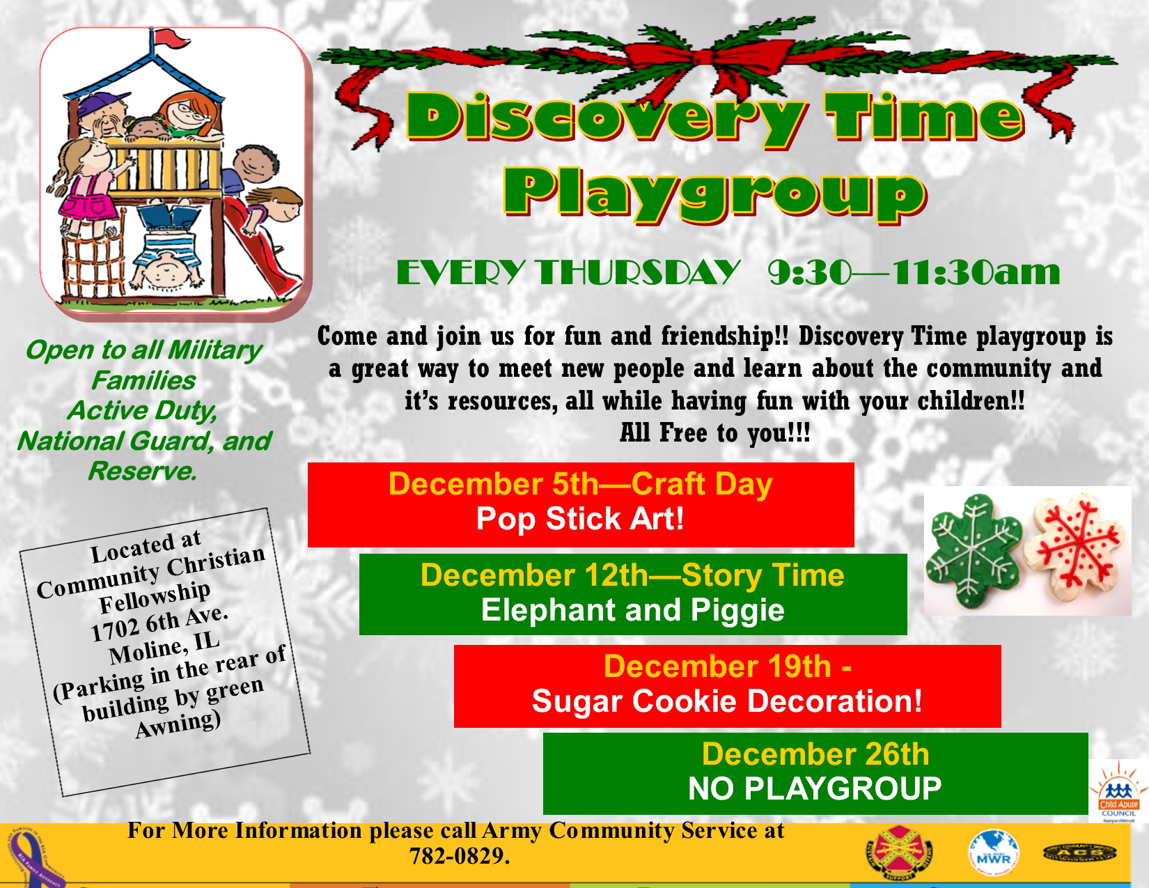Discovery Time Playgroup