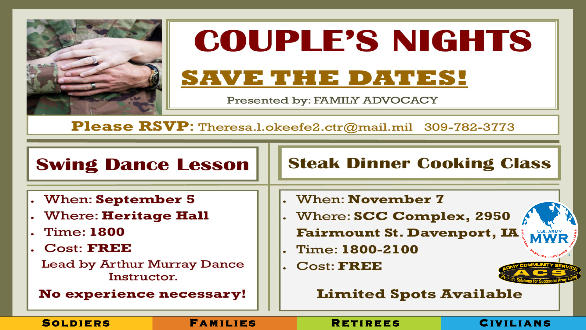 Couple's Nights: Swing Dance Lesson