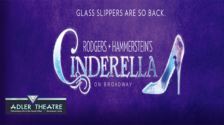 Cinderella at the Adler Theater