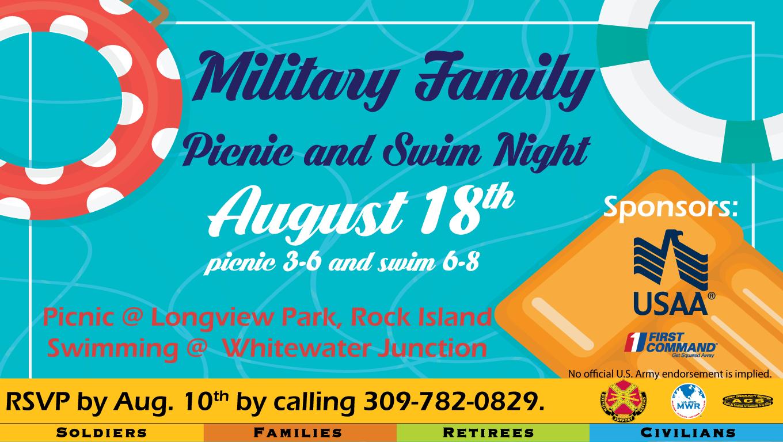 Military Family Fun Night