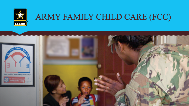 Become an Army Family Child Care Provider