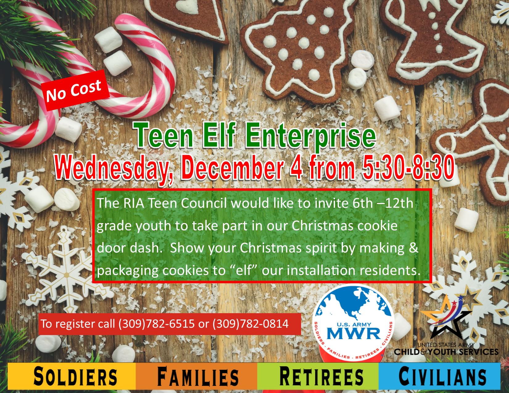 Teen Elf Enterprise