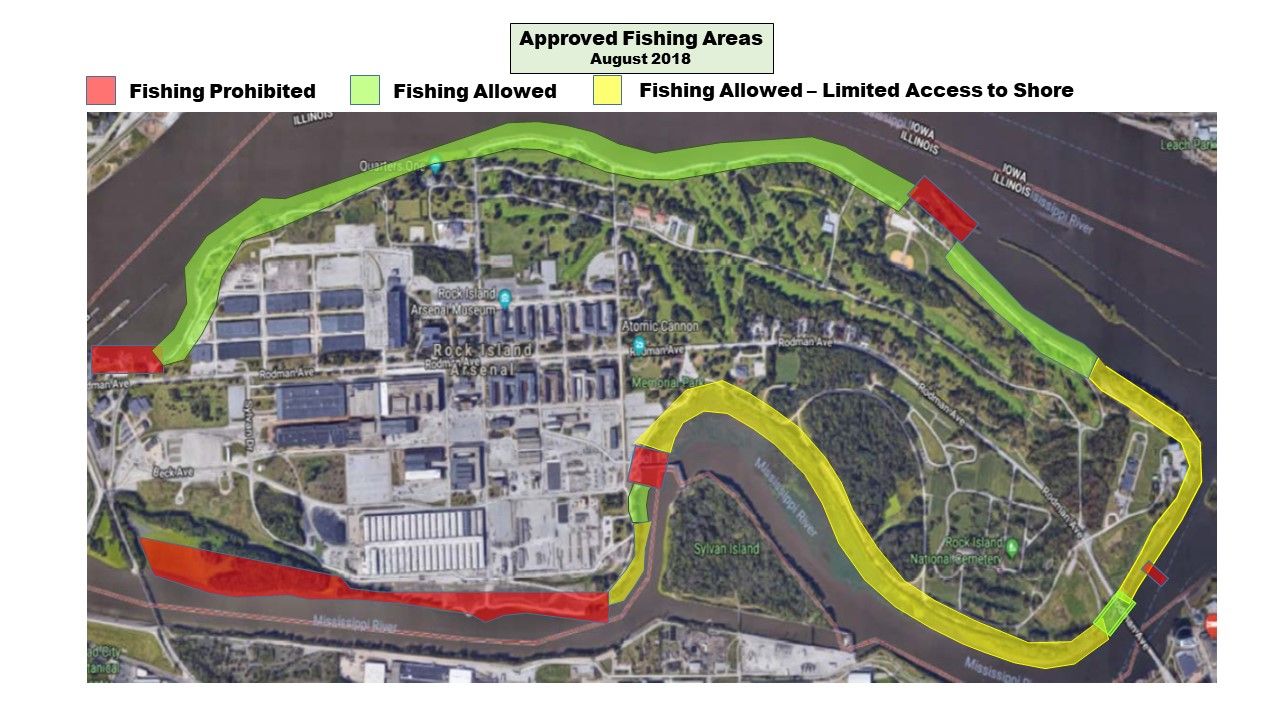 Approved Fishing Areas