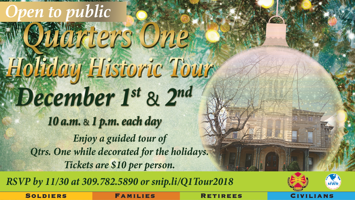 Quarters One Holiday Tours