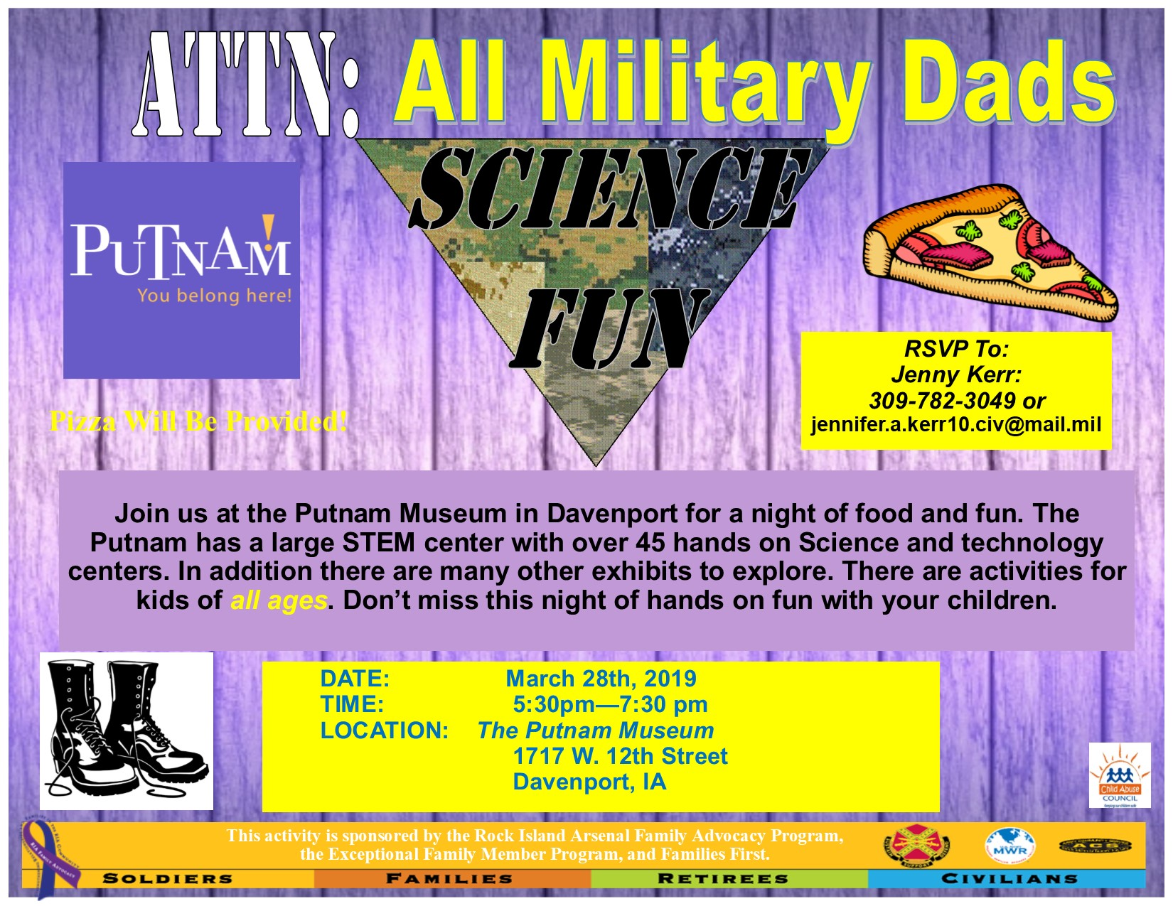 Military Fatherhood Program