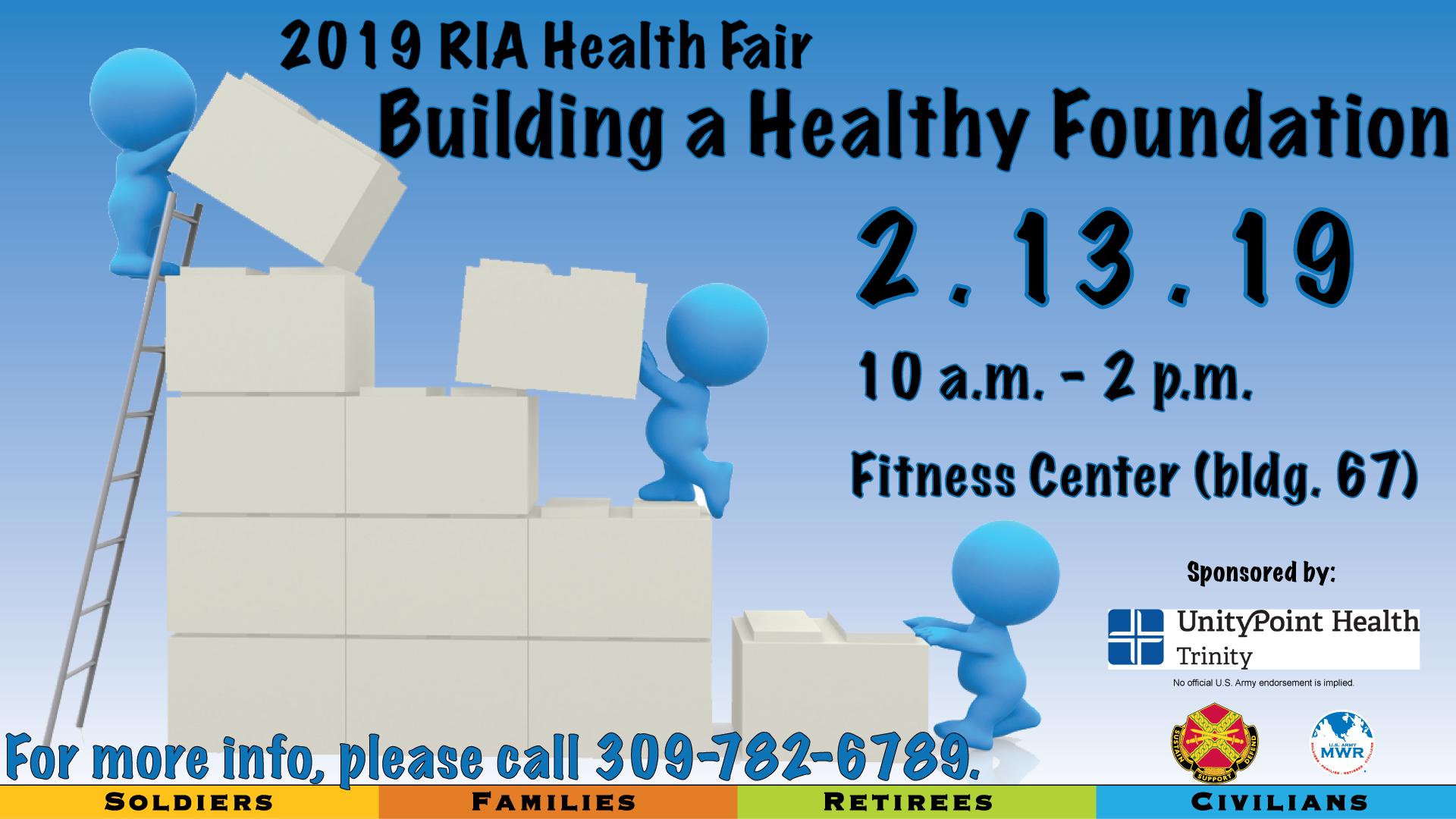 RIA Health Fair