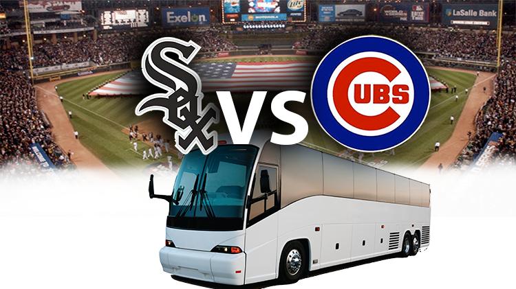 Cubs @ White Sox Bus Trip